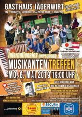 Musikantentreffen International, 8544 Pölfing (Stmk.), 06.05.2019, 19:00 Uhr