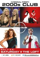 2000s Club: LoftSamstag MEGA-Event, 1160 Wien,Ottakring (Wien), 21.03.2020, 21:45 Uhr