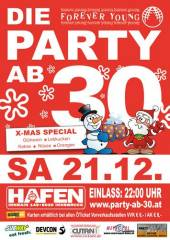 Forever Young - Die Party ab 30, 6020 Innsbruck (Trl.), 21.12.2013, 22:00 Uhr