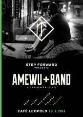 Step Forward X Amewu live X Nvie Motho X Lords Crew, 1070 Wien  7. (Wien), 10.01.2014, 22:00 Uhr