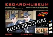 Blues Brothers Supercharged - Pop History 53, 9020 Klagenfurt  1. (Ktn.), 25.04.2014, 20:00 Uhr