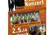 HMBC-Innsbrucker Böhmische-Cuba Boarisch, 6020 Innsbruck (Trl.), 02.05.2014, 20:00 Uhr
