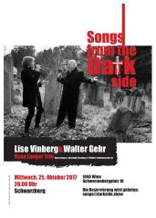 Songs from the Dark Side, 1040 Wien,Wieden (Wien), 25.10.2017, 20:00 Uhr