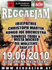 Reggaejam, 3264 Reinsberg (NÖ), 19.06.2010, 17:30 Uhr