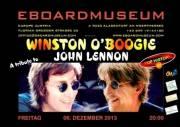 Winston O'Boogie - A tribute to John Lennon - Pop History, 9020 Klagenfurt  1. (Ktn.), 06.12.2013, 20:00 Uhr