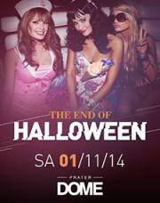 The End of Halloween, 1020 Wien  2. (Wien), 01.11.2014, 22:00 Uhr