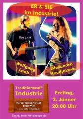 ER & SIE im Industrie!, 1050 Wien  5. (Wien), 02.01.2015, 20:00 Uhr