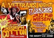 A Veterans Night, 7203 Wiesen (Bgl.), 17.03.2012, 20:00 Uhr
