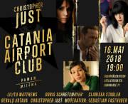CATANIA AIRPORT CLUB - BUCHPRÄSENTATION, 1070 Wien,Neubau (Wien), 16.05.2018, 19:00 Uhr