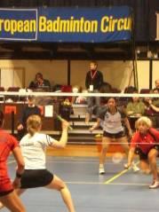 Badminton Austrian Öpen, 1150 Wien,Rudolfsheim-Fünfhaus (Wien), 22.02.2017, 09:00 Uhr