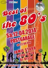 Best of the 80s, 8020 Graz  5. (Stmk.), 12.04.2014, 22:00 Uhr
