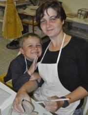 Familien-Keramikkurs, 3943 Schrems (NÖ), 31.05.2014, 14:00 Uhr