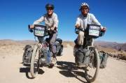 2-Rad-Abenteuer - 5 Jahre mit dem Rad um die Welt, 3370 Ybbs an der Donau (NÖ), 28.01.2015, 19:30 Uhr