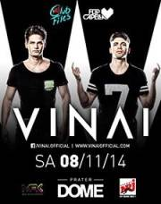 Energy Club Files presents Vinai & Flip Capella, 1020 Wien  2. (Wien), 08.11.2014, 22:00 Uhr