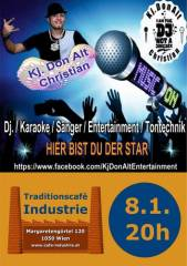 Karaoke im Industrie!, 1050 Wien  5. (Wien), 08.01.2015, 20:00 Uhr