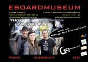 Thomas Goschat und die Wiege der Menschheit, 9020 Klagenfurt  1. (Ktn.), 06.03.2015, 20:00 Uhr