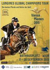 Vienna Masters 2015: Comeback der Formel 1 des Pferdesports am Wiener Rathausplatz, 1010 Wien,Innere Stadt (Wien), 17.09.2015, 08:30 Uhr