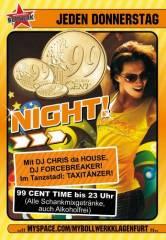 99Cent Night!, 9020 Klagenfurt  1. (Ktn.), 24.06.2010, 21:00 Uhr
