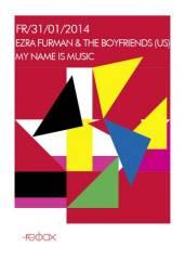 Ezra Furman & The Boyfriends - Support: My Name Is Music, 2340 Mödling (NÖ), 31.01.2014, 20:00 Uhr