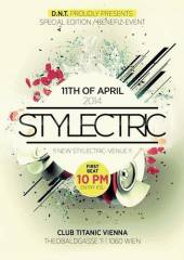 Stylectric - Special Edition!, 1060 Wien  6. (Wien), 11.04.2014, 22:00 Uhr