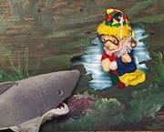 Friedburger Puppenbühne: Kasperl und der Schatz am Meeresgrund, 5020 Salzburg (Sbg.), 18.06.2014, 15:00 Uhr