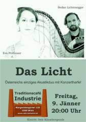 """""""Das Licht"""" im Industrie!, 1050 Wien  5. (Wien), 09.01.2015, 20:00 Uhr"""