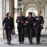 Kulturbanane.at Garufa! Tango mal anders  The Amazing Story of the Caireles Brothers Wien PREMIERE, 1060 Wien  6. (Wien), 24.04.2015, 20:00 Uhr