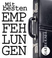 Mit besten Empfehlungen - Lustspiel von Hans Schubert, 1090 Wien  9. (Wien), 19.05.2015, 19:30 Uhr