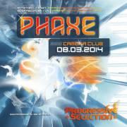 Progressive Selection pres. Phaxe live & Neurologic, 1070 Wien  7. (Wien), 08.03.2014, 22:00 Uhr