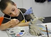 Kinder-Keramik-Kurs, 3943 Schrems (NÖ), 19.07.2014, 14:00 Uhr