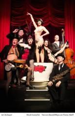 Let's Burlesque!  Evi & das Tier - Festwochen schamloser Kultur 2014, 1060 Wien  6. (Wien), 07.05.2014, 20:00 Uhr