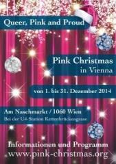 PINK CHRISTMAS IN VIENNA, 1060 Wien,Mariahilf (Wien), 01.12.2014, 14:00 Uhr