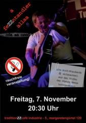da fetZZntandler im Industrie!, 1050 Wien  5. (Wien), 07.11.2014, 20:00 Uhr