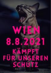 Infotag Tag der Katze, 1010 Wien,Innere Stadt (Wien), 08.08.2021, 10:00 Uhr