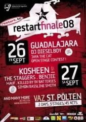Restart Skatecontest & PARTY,  St. Pölten, 27.09.2008, 12:00 Uhr