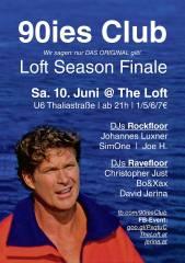 90ies Club: Loft Season Finale!, 1160 Wien,Ottakring (Wien), 10.06.2017, 21:00 Uhr