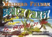 Beach Party, 3741 Pulkau (NÖ), 29.05.2009, 21:30 Uhr