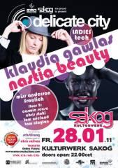 Nastia Beauty (kazantip ukraine) @ Sakog, 5120 Trimmelkam (OÖ), 28.01.2011, 22:00 Uhr