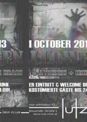 Halloween @ lutz - der club, 1060 Wien  6. (Wien), 31.10.2013, 22:00 Uhr