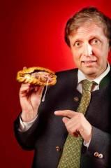 Schwechater Satirefestival: Ludwig W. Müller - Herr Müller und die Dönermonarchie, 2320 Schwechat (NÖ), 13.02.2014, 20:00 Uhr