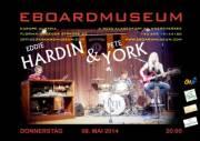 Hardin & York - Die Stars der Spencer Davis Group, 9020 Klagenfurt  1. (Ktn.), 08.05.2014, 20:00 Uhr