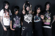 Black Veil Brides von Rob Banger