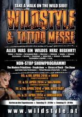 Wildstyle & Tattoo Messe, 6020 Innsbruck (Trl.), 27.04.2014, 12:00 Uhr