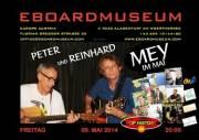 Peter und Reinhard - Mey im Mai: Pop History 54 - A tribute to Reinhard Mey, 9020 Klagenfurt  1. (Ktn.), 09.05.2014, 20:00 Uhr
