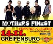 Mothers Finest - Rock-Funk-Kultband, 9761 Greifenburg (Ktn.), 14.11.2014, 20:30 Uhr