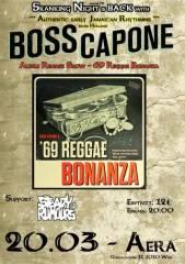Reggae/Ska Night - Live: BOSS CAPONE (NL) + Support, 1010 Wien  1. (Wien), 20.03.2015, 20:00 Uhr