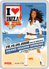 I love Ibiza, 8010 Graz, Innere Stadt (Stmk.), 19.09.2008, 22:00 Uhr