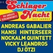 Die Schlagernacht des Jahres, 1150 Wien 15. (Wien), 28.10.2012, 16:00 Uhr