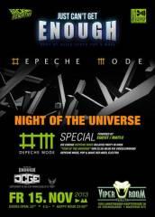 JCGE - Depeche Mode, 1030 Wien  3. (Wien), 15.11.2013, 22:00 Uhr