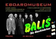Balis: Die Abschieds - Tour, 9020 Klagenfurt  1. (Ktn.), 23.05.2014, 20:00 Uhr